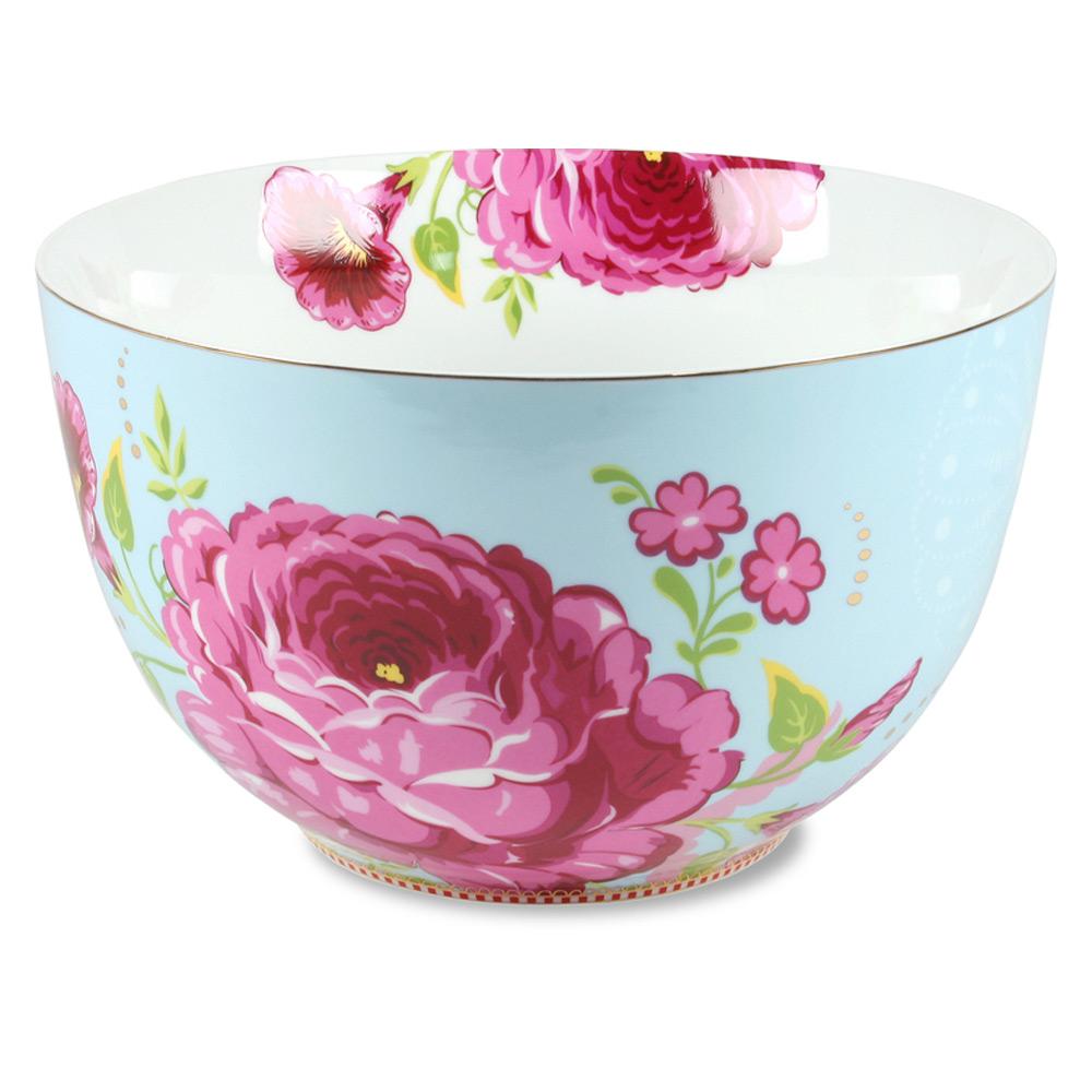 Kom rose blue 23 cm