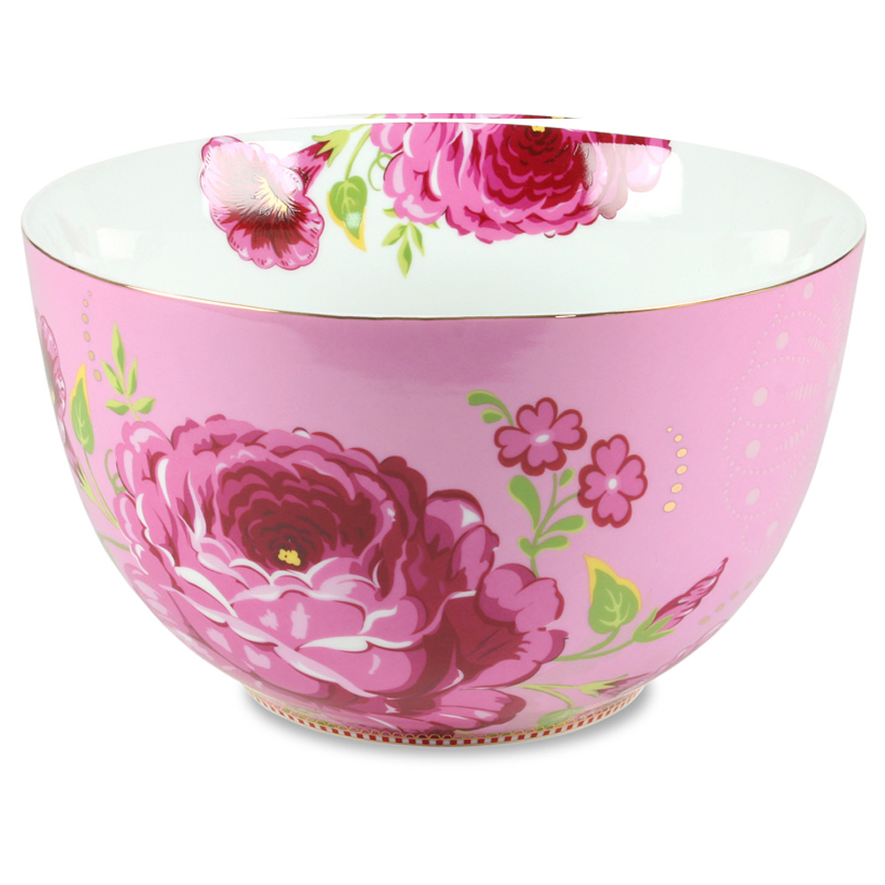 Kom rose pink 23 cm