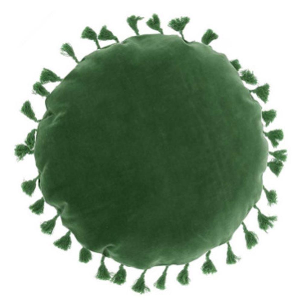 Kussen Alissa rond groen