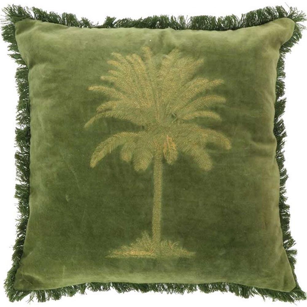 Kussen palm groen