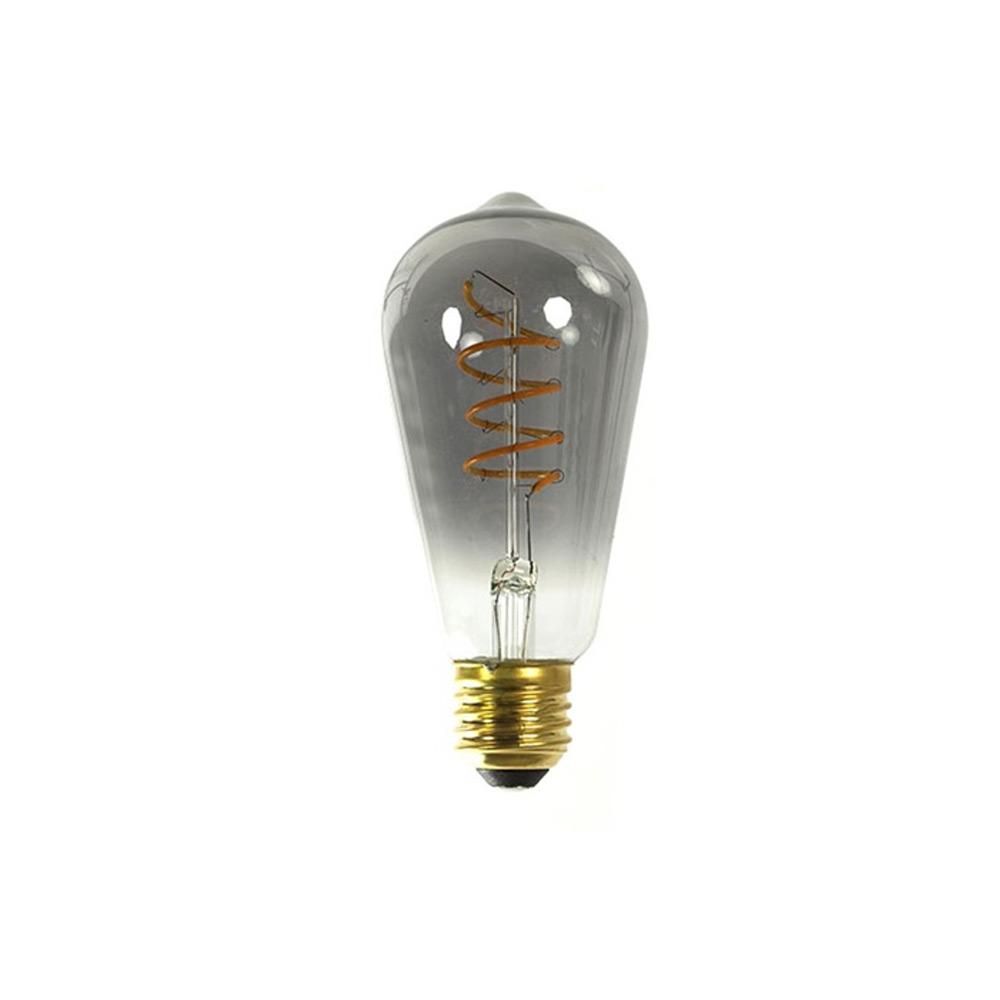 lamp filament LED DIM Edison grijs