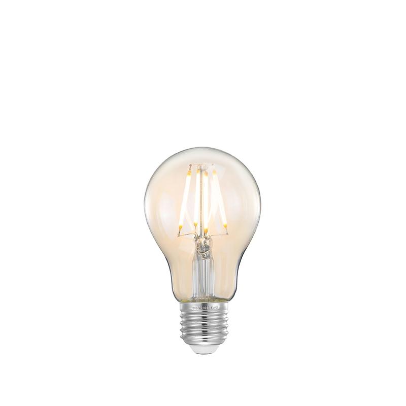 Lichtbron Led Kooldraadlamp Bol - Glas - M
