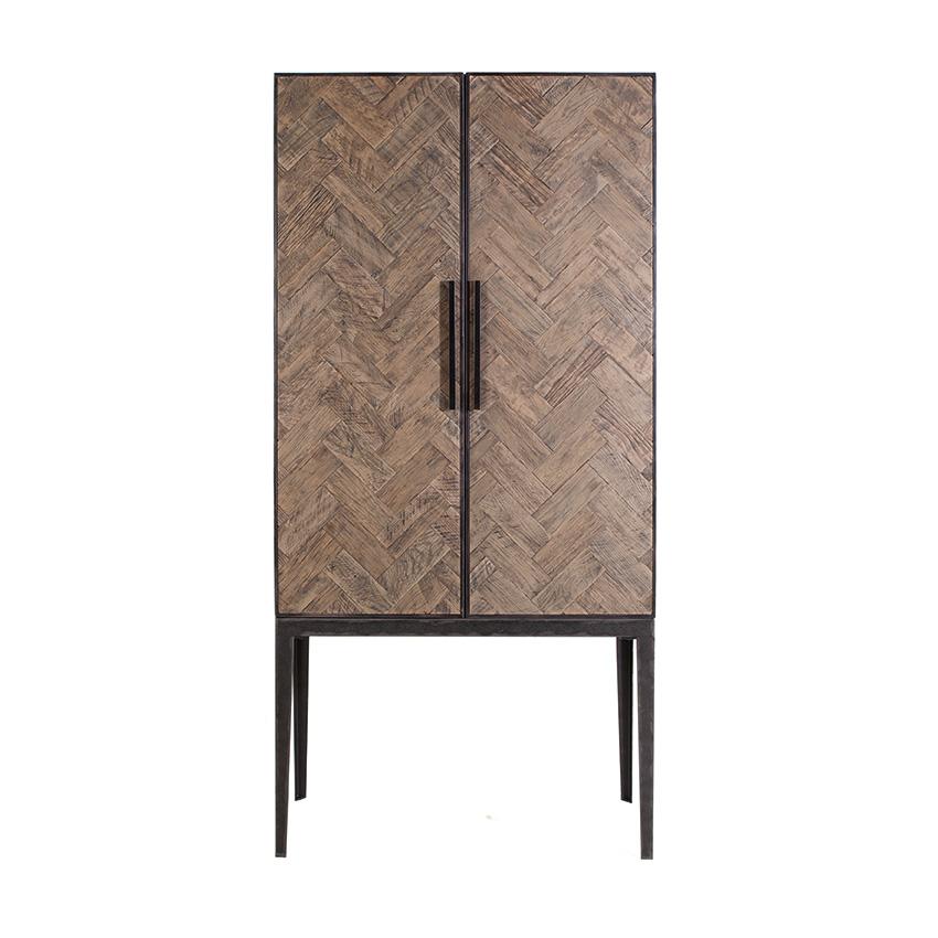 Loft kabinet 2 deurs