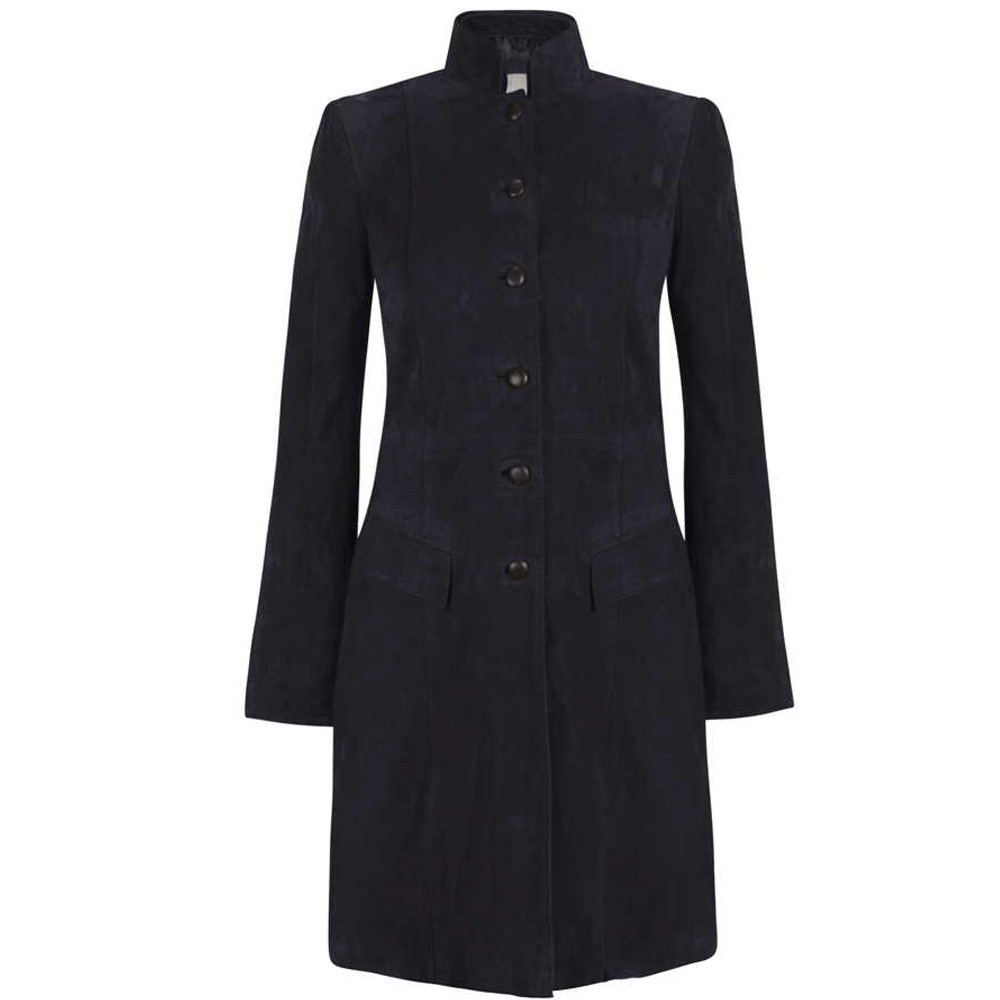 Long coat navy