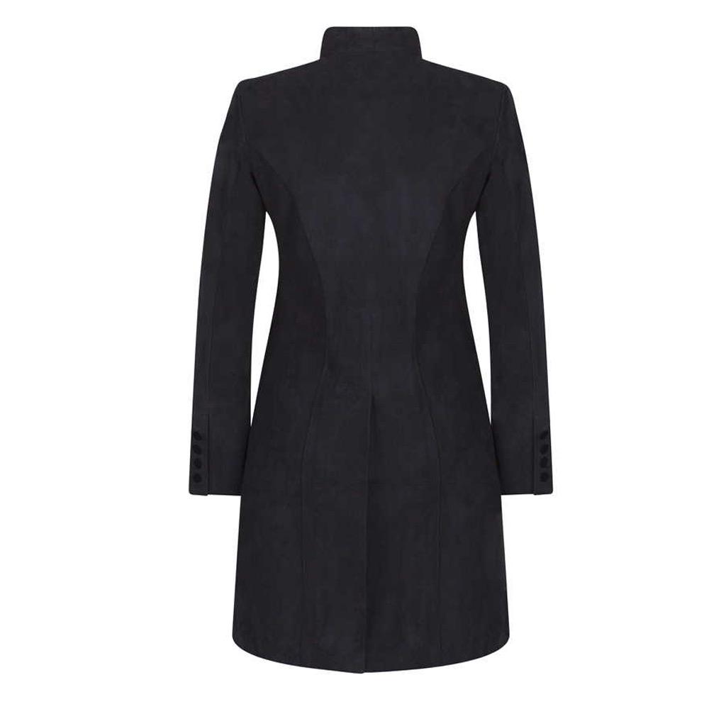 Long coat navy