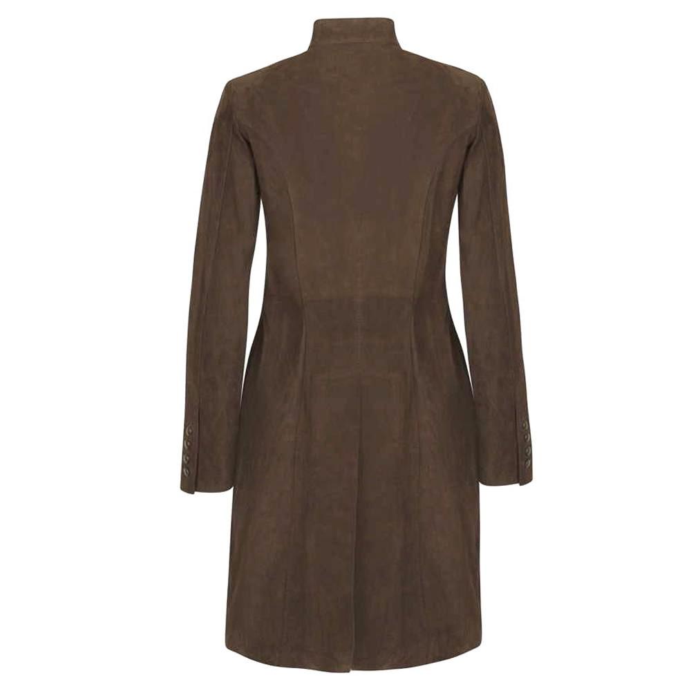 Long coat tuffler