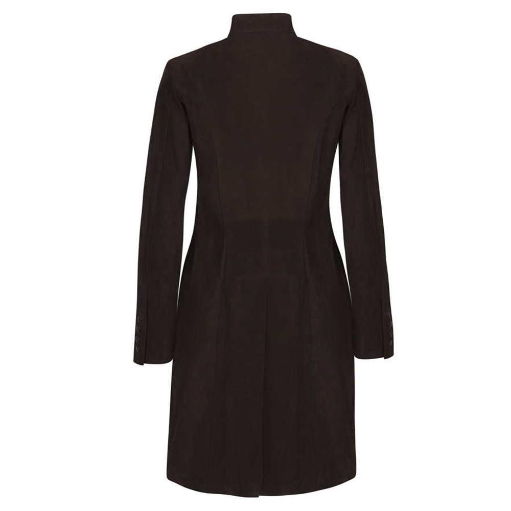 Long coat brown