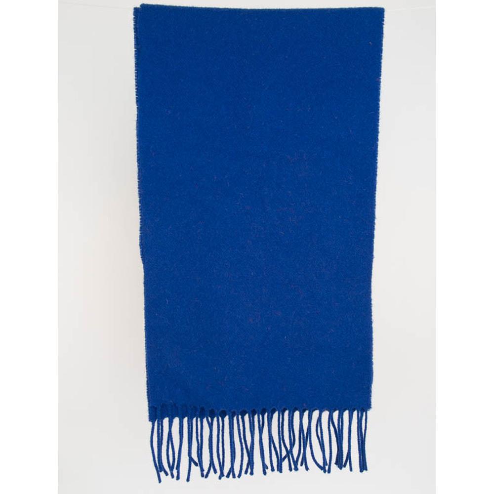 Mackenzie lambswool blauw effen