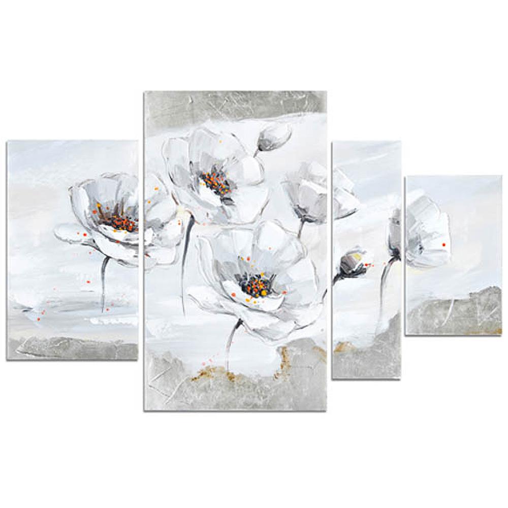 MondiArt 4 luik bloem