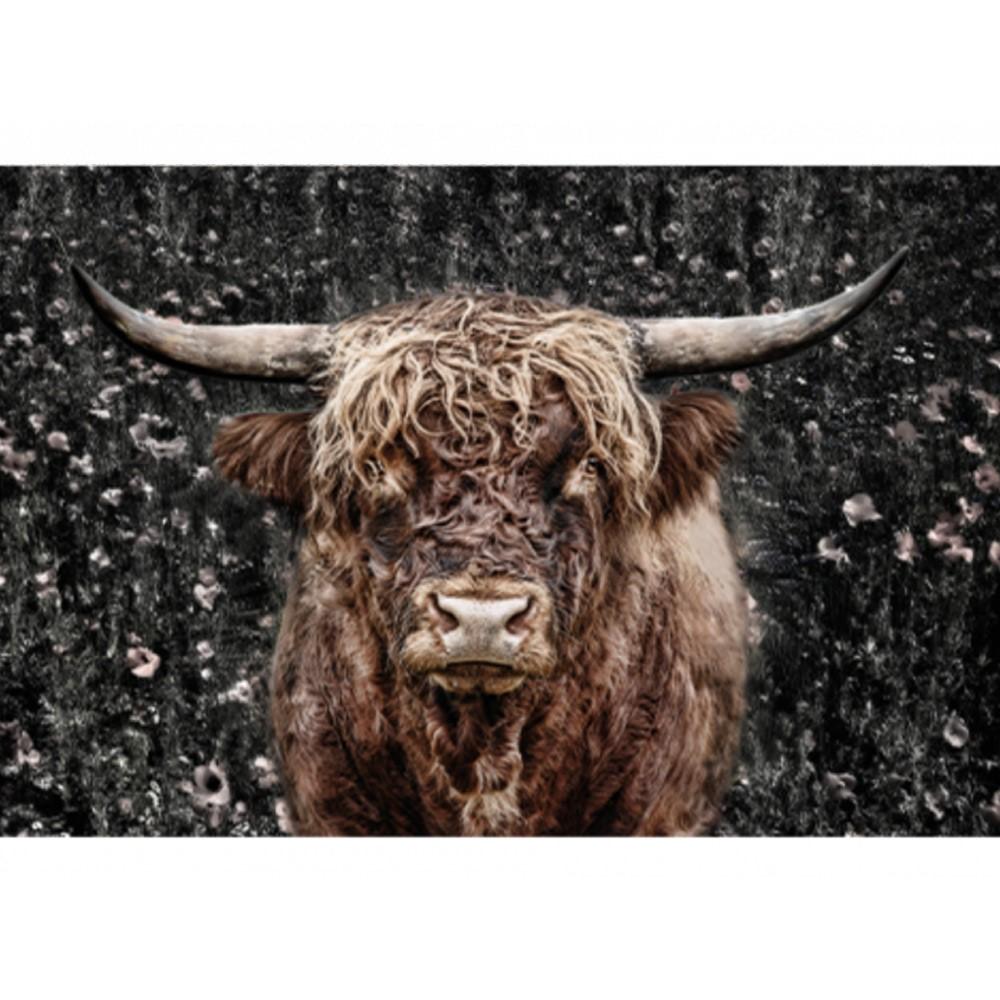 Mondiart alu koe bruin 1041493