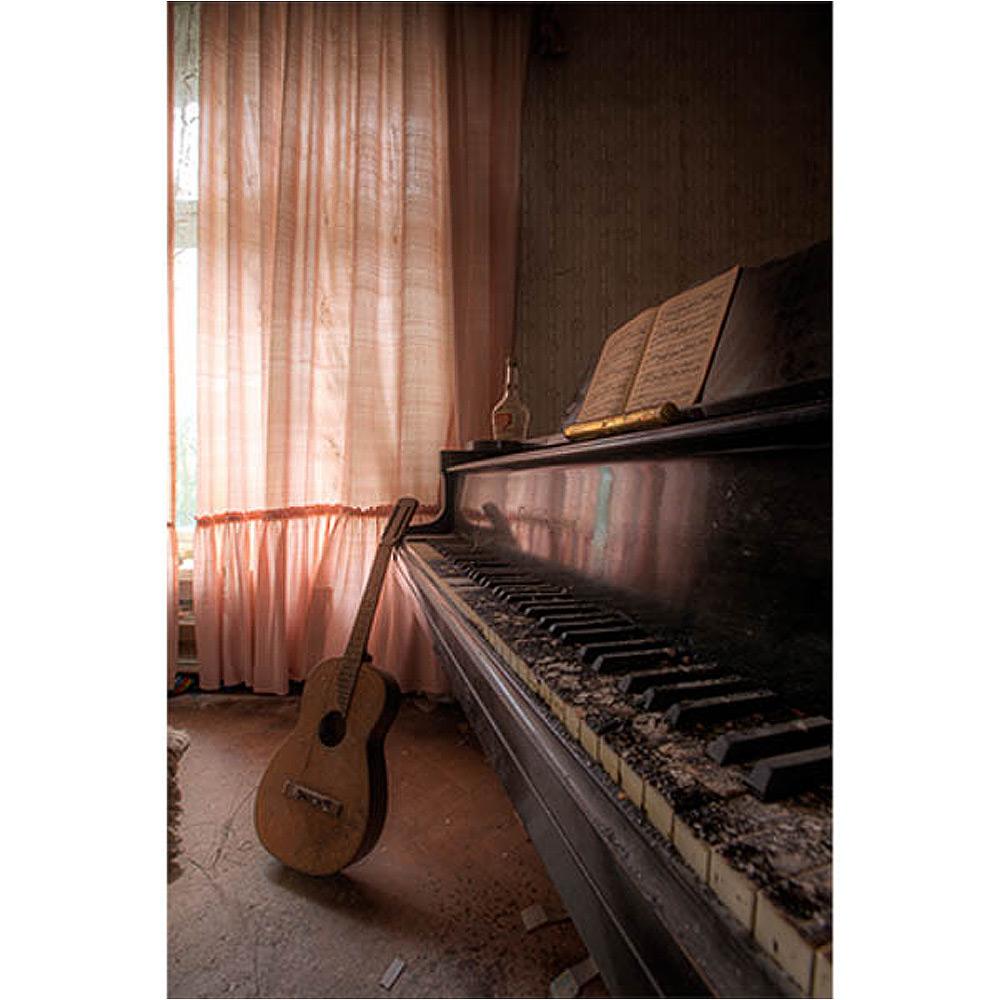 MondiArt Alu piano (bruin/ roze) 1041196