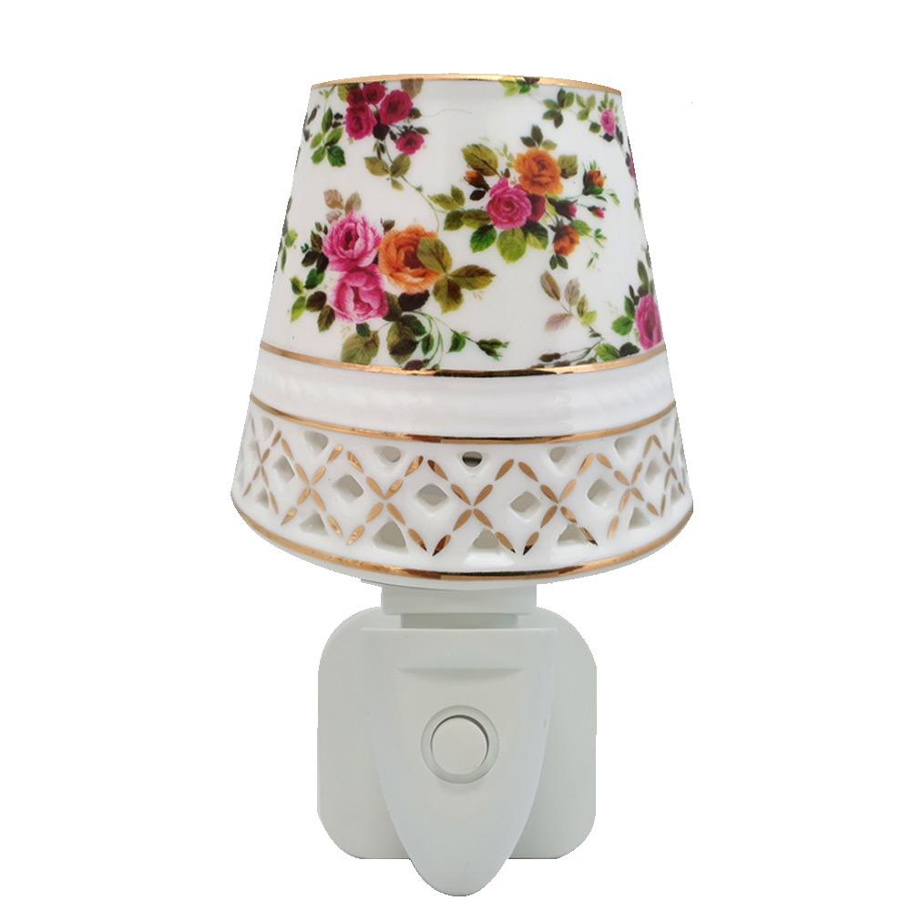 Nachtlamp English Rose