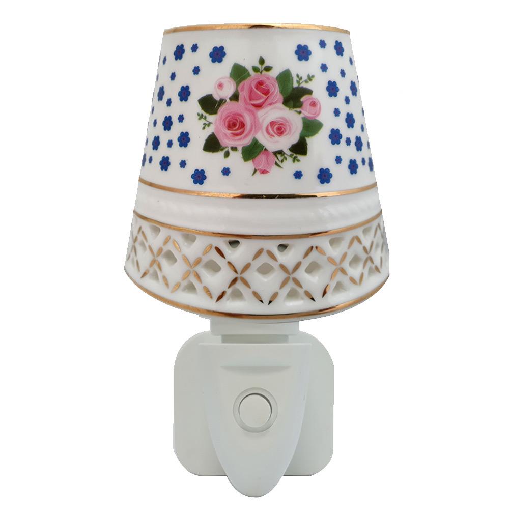 Nachtlamp Pink Bouquet