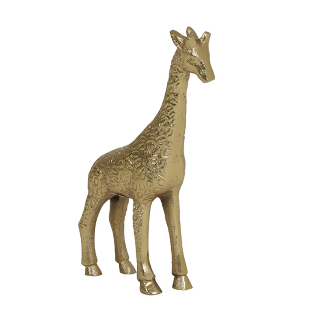 ornament Giraffe goud