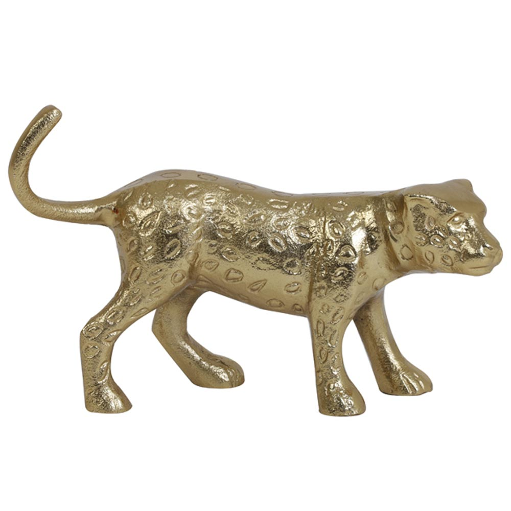 Ornament Panther goud
