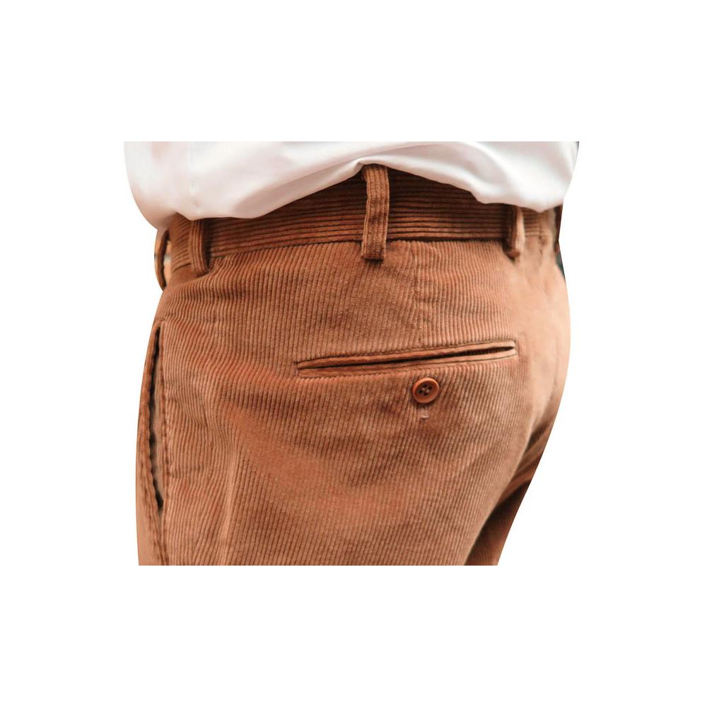 Pantalon milano camel
