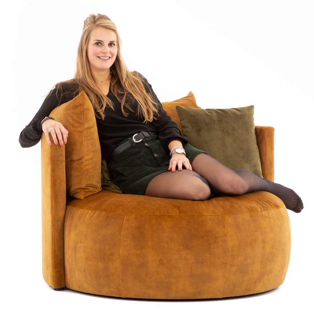 Pastille Lounge fauteuil