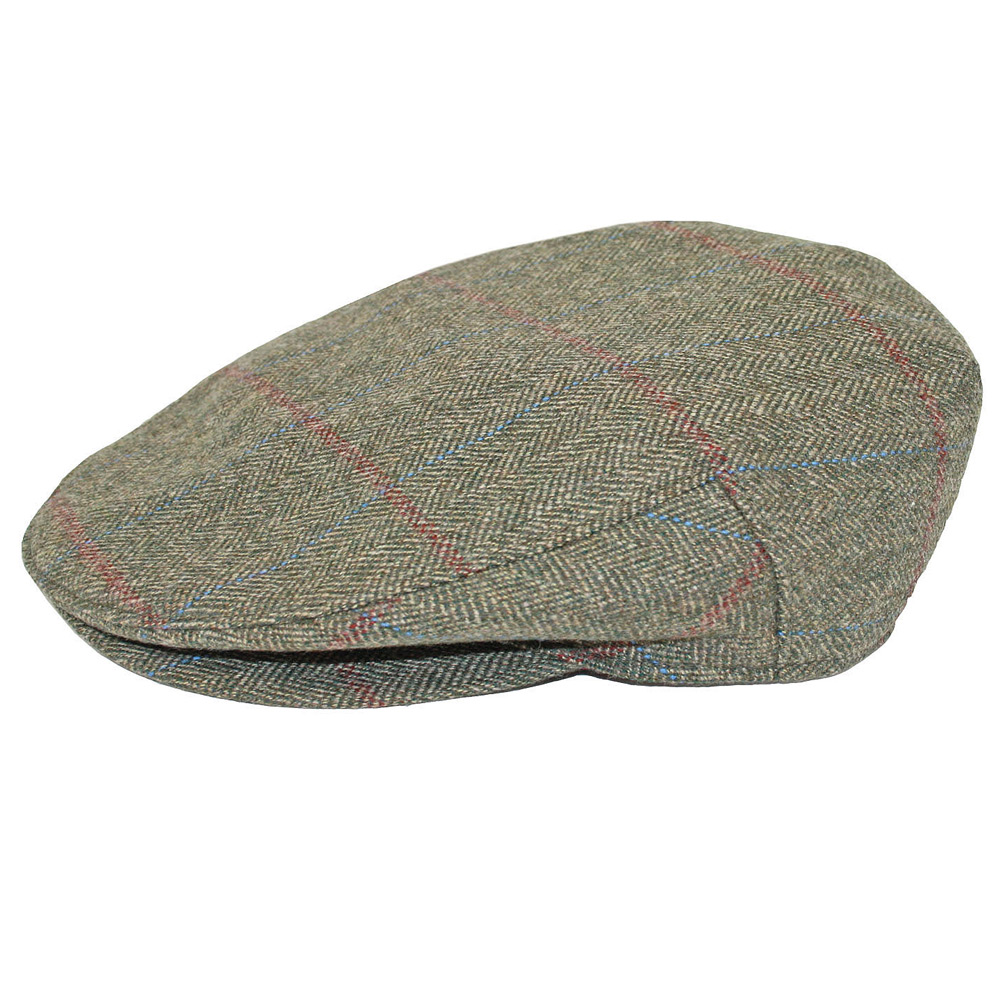 Pet Holly Tweed Cap moss