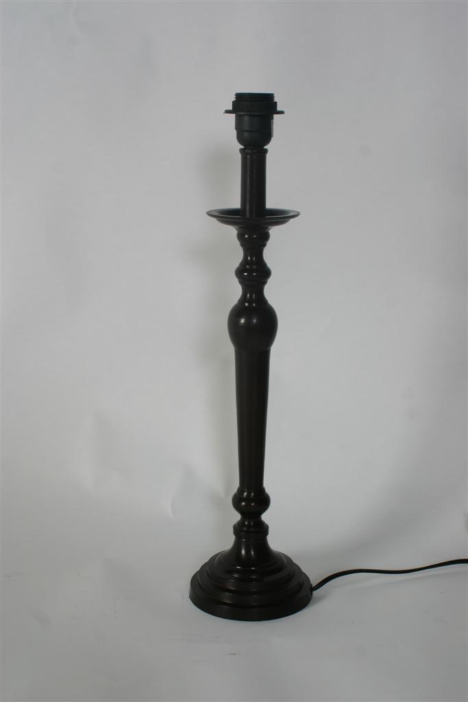 Lampvoet Chabris bruin M
