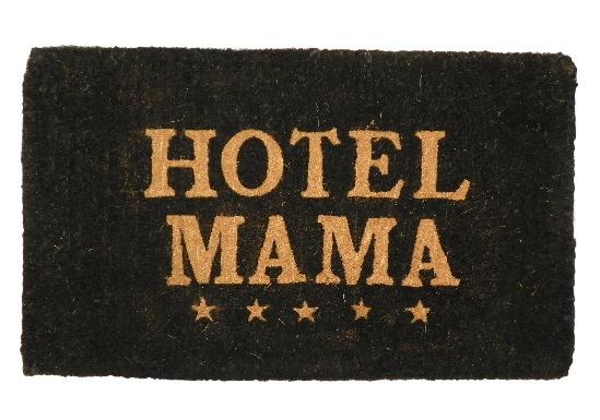 Deurmat Hotel mama