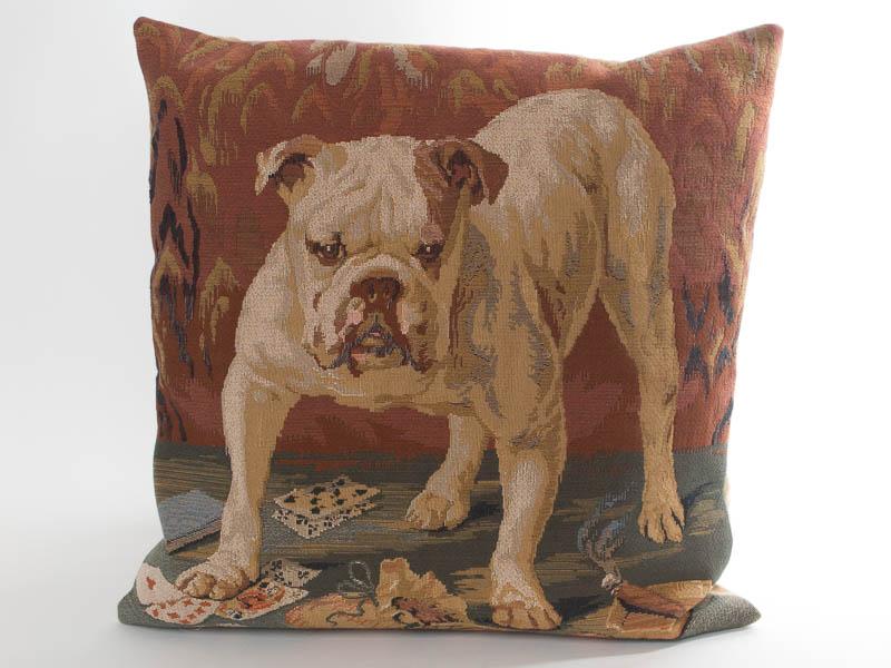 Kussen bulldog