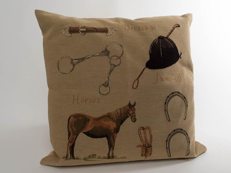Kussen horsescap