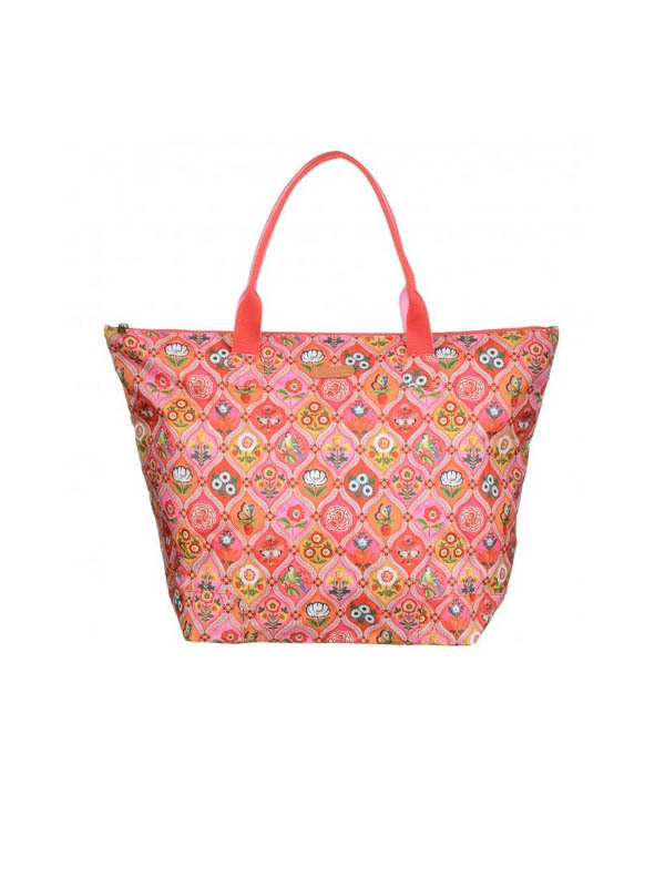 Beach Shopper Pink