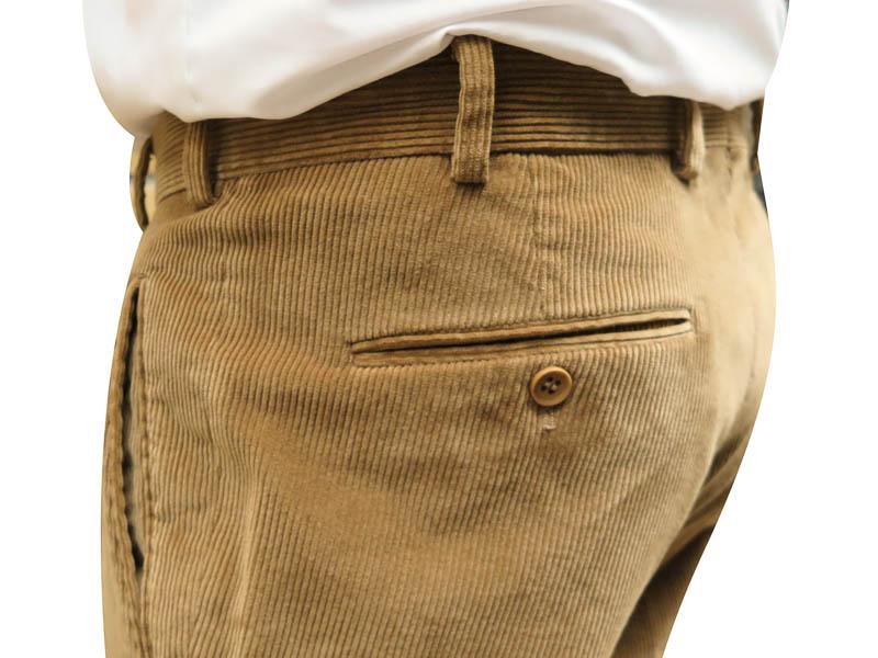 Pantalon cord maat 56-60