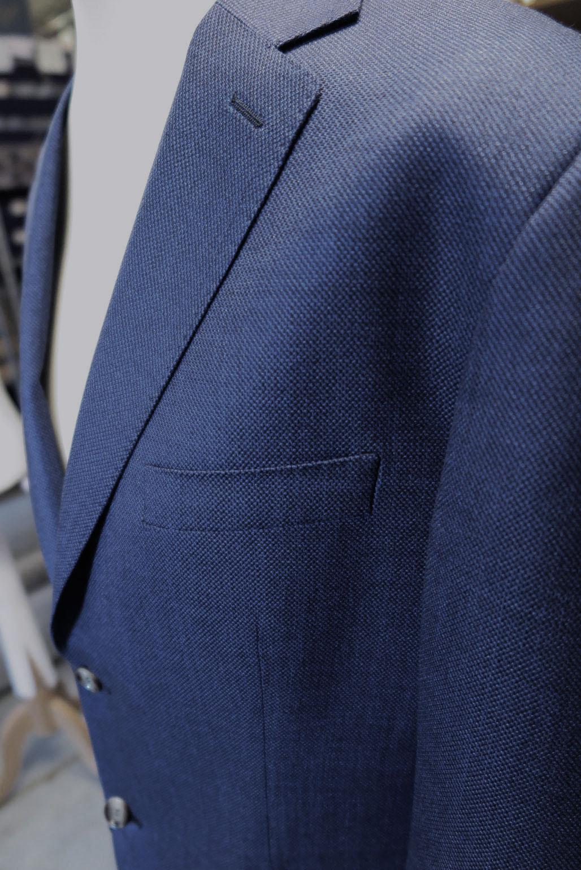 Herencolbert Donkerblauw maat 48-54
