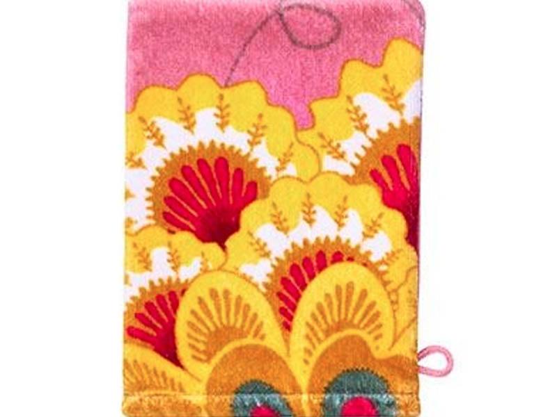 Washand Floral Fantasy pink
