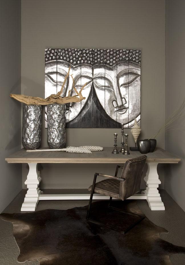 Toscane Kloostertafel 220x100cm
