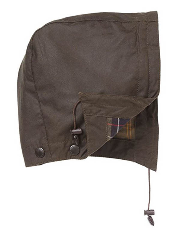 Capuchon Classic Sylkoil Hood olive