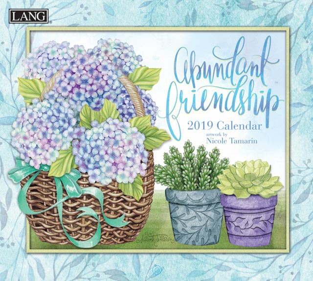 Kalender Abundant Friendship
