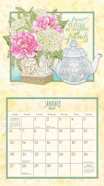 Kalender Abundant Friendship
