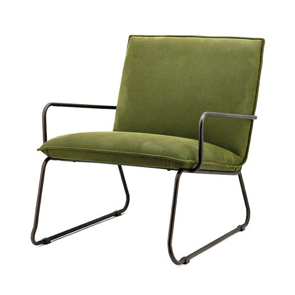 Fauteuil Delta - groen touareg