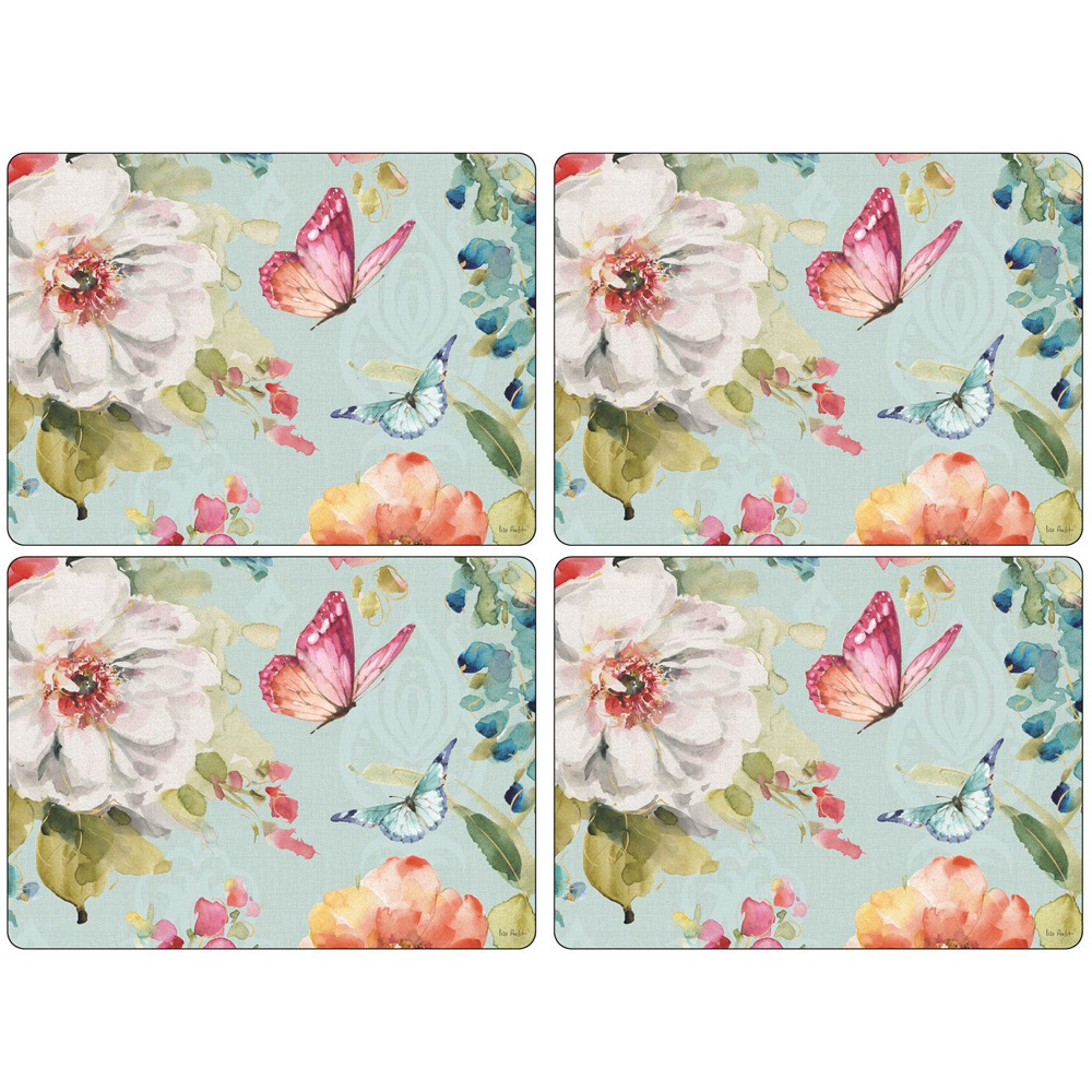 Placemat colorful breeze, set van 4