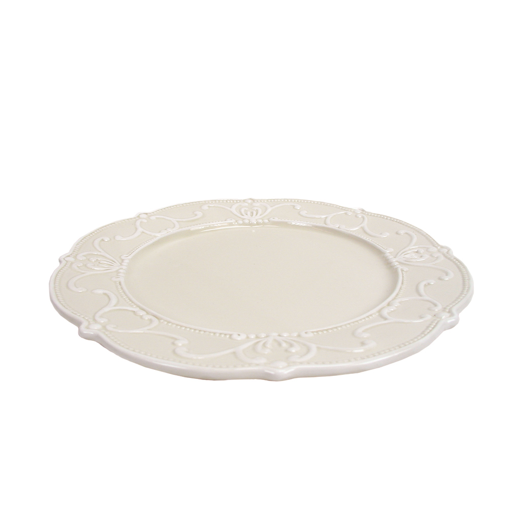 Plate round Small