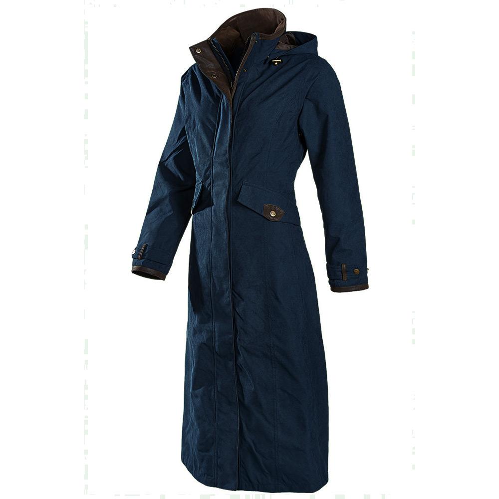 Regenjas Kensington Marineblauw