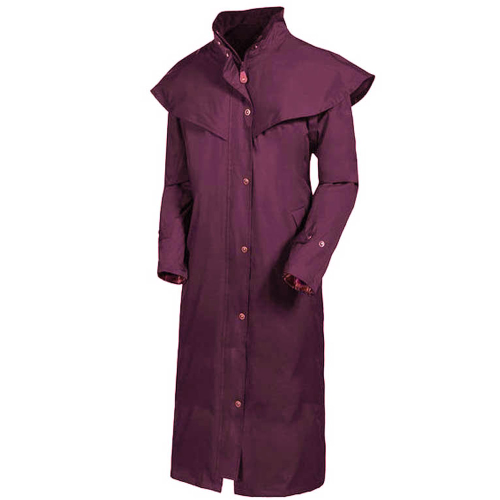Regenjas Outback Ladies Lighthouse Plum