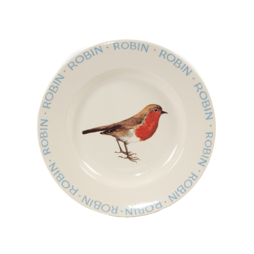 Robin ontbijtbord