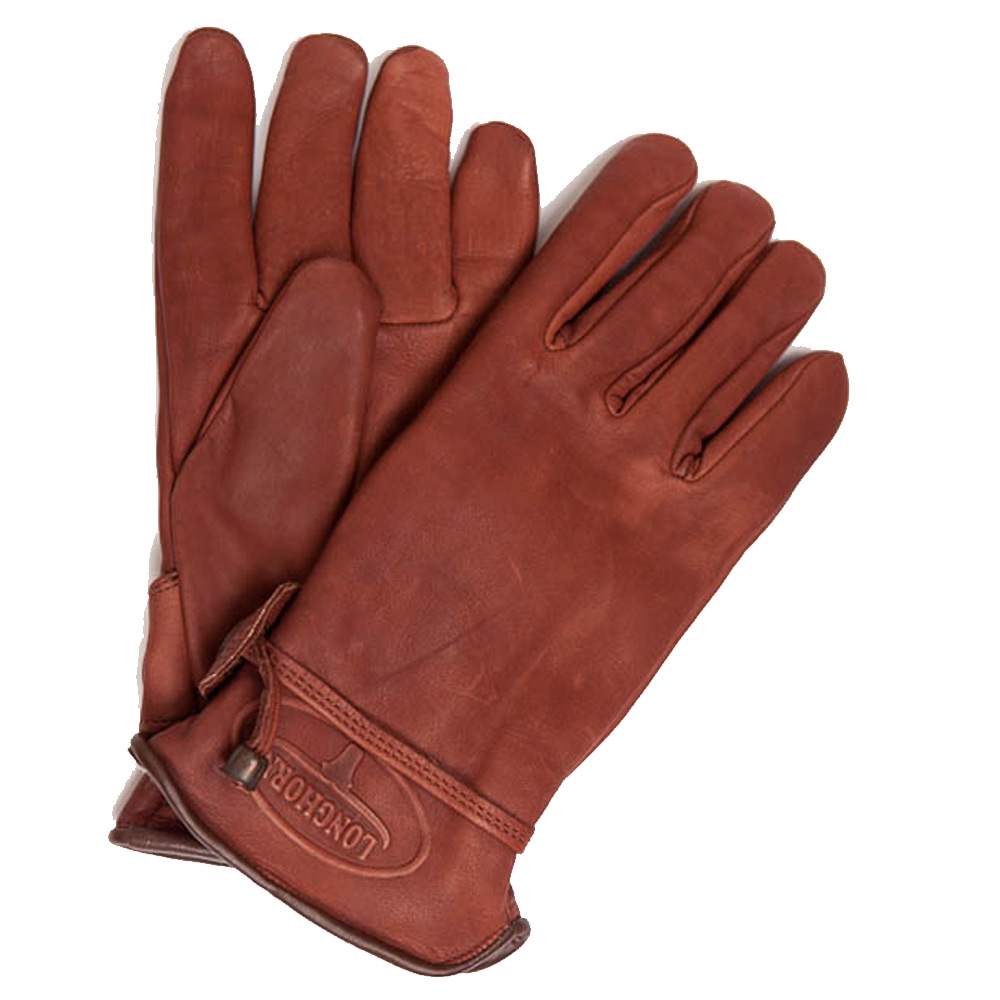 Rodeo glove roodbruin