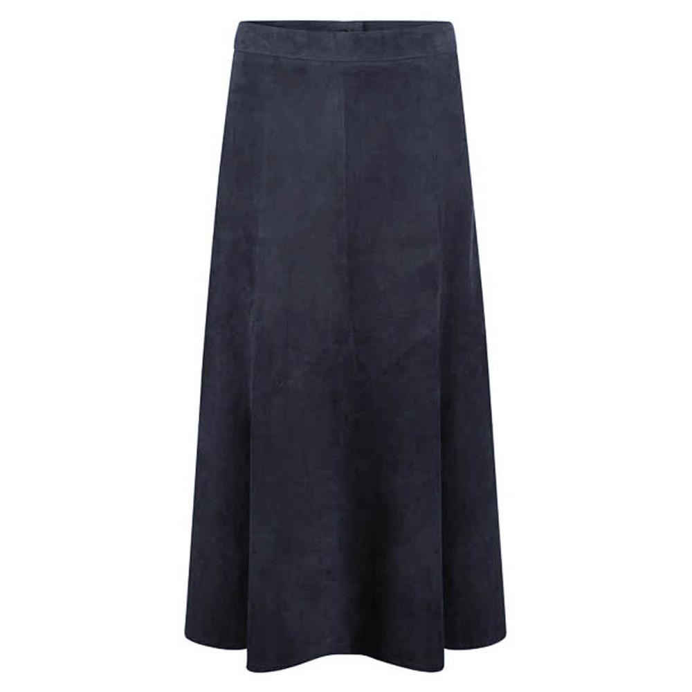 Rok Panel Skirt Blauw