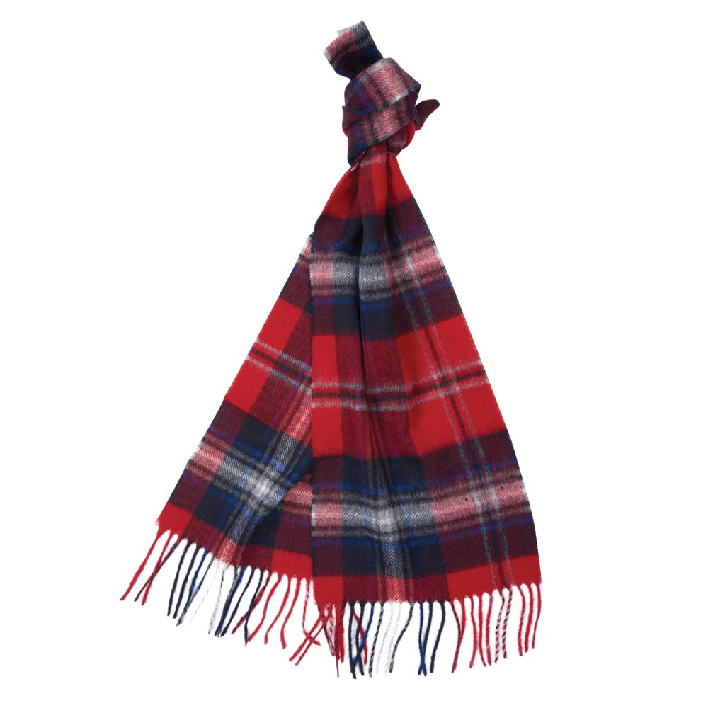 Rothwell Scarf red/blue