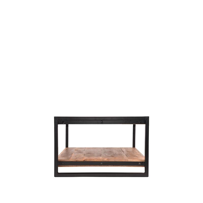 Salontafel Brussels - Naturel - Mangohout - 110x70 cm