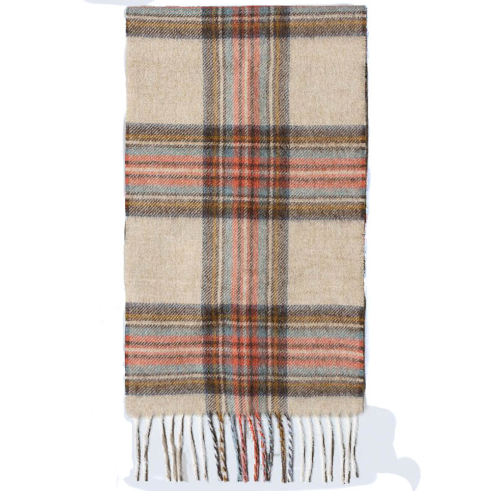 Scarf Country Check cream