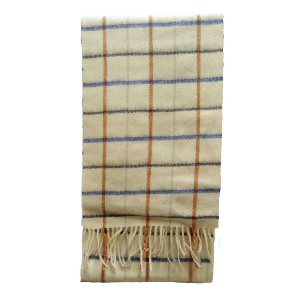 Scarf Country Tattersall arctic