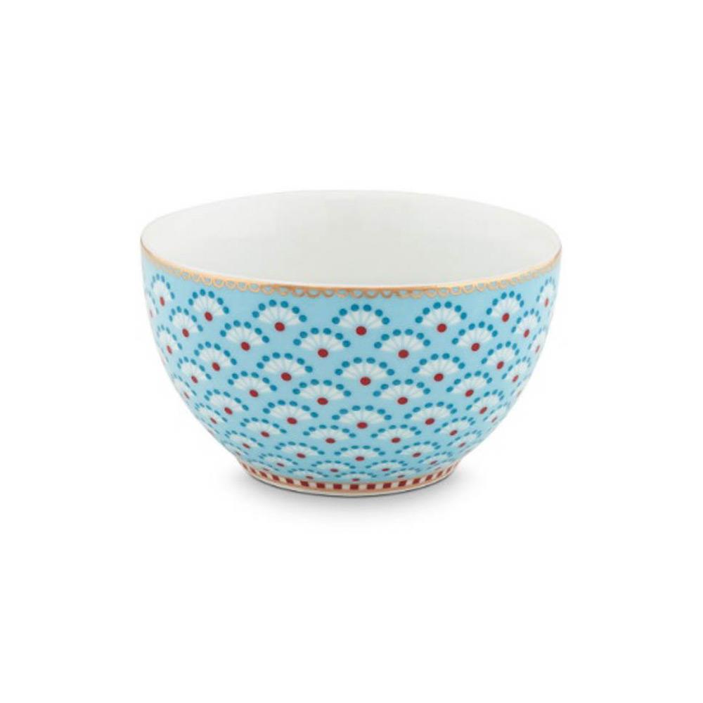 schaaltje Bloomingtails blue 9,5 cm