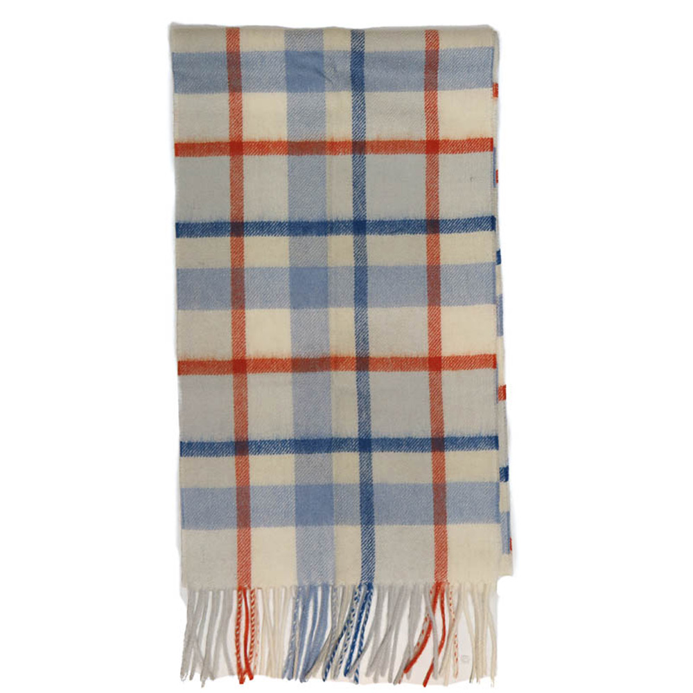 Sjaal Country Plaid cream