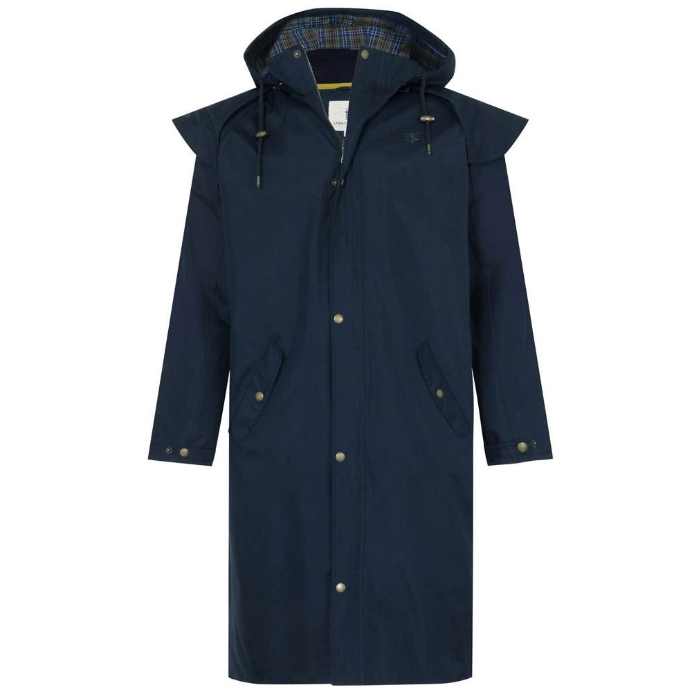 Stockman coat Navy
