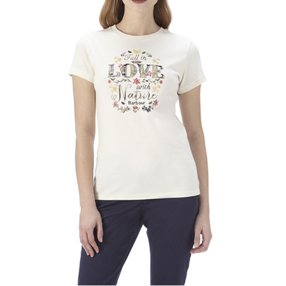 T-shirt Love Nature